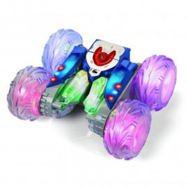 Stunt Racer 360 Blue – Obrotowy jeździk 360 Niebieski