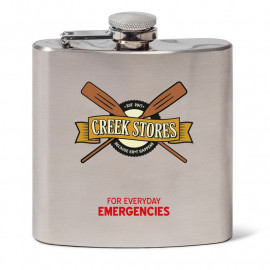 CREEK STORES HIP FLASK