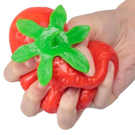 Truskawka Antystresowa 9cm Strawberry Stress Toy