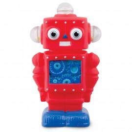Kreskówkowy robot