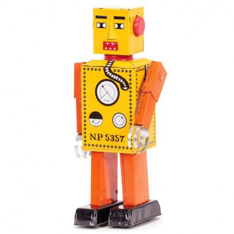 Metalowy Robot - Large Lilliput Robot