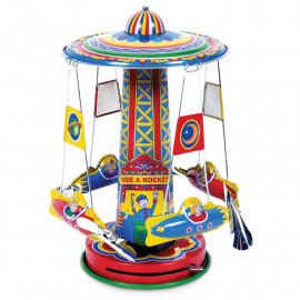 ROCKET RIDE CAROUSEL (TOY)