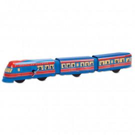 Nakręcany Metalowy Pociąg Schylling
