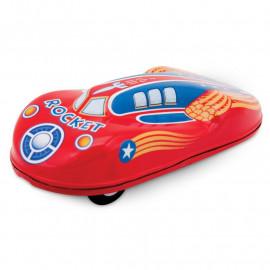 Blaszany samochodzik z napędem