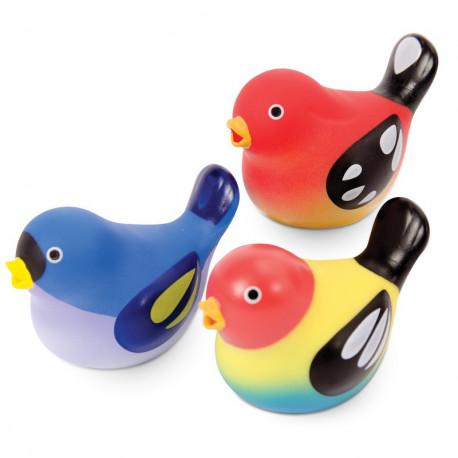 Dotykowe ptaszki śpiewające