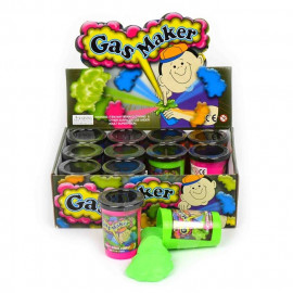 PUTTY GAS MAKER 6ass 7.5cm