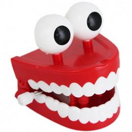 Eye Ball Chattering Teeth