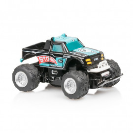 MINI MONSTER TRUCK - BLUE