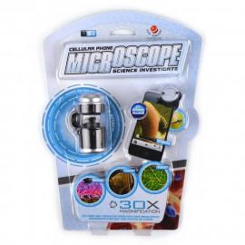 Mikroskop na telefon z bateriami – 7 cm