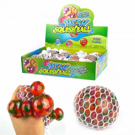 SQUEEZE BALL MESH 7cm