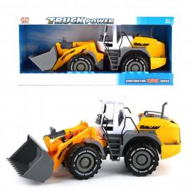 Pojazd budowlany – ładowarka, 35cm