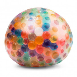 RAINBOW SQUEEZY JELLYBALL BALL