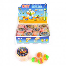 BOUNCING BALL DIY 8cm