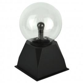 Lampa plazmowa kula na baterie 15cm, + BATERIE