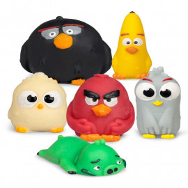 ANGRY BIRDS SQUISHY BUDDIES