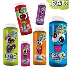 SCENTOS 8OZ BUBBLES