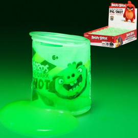 ANGRY BIRDS - GLOW-IN-THE-DARK PIG SNOT