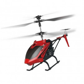 S5H 2.4G 3.5CH R/C HELICOPTER - RED