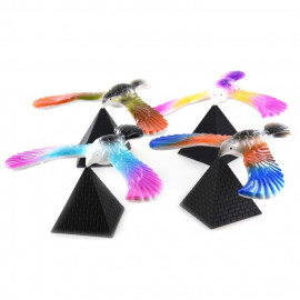Balansujący ptak 1z4 wzorów, 16cm
