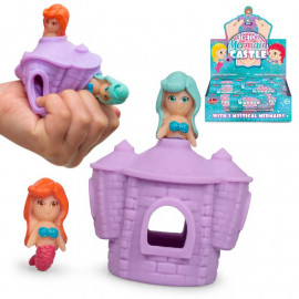 STRETCHY MERMAID CASTLE