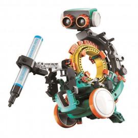 ROBOT 5in1 CODING ROBOT b/o
