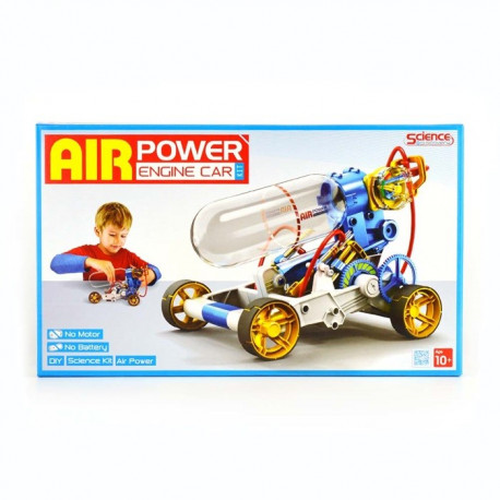 AIR POWER ENGINE CAR KIT 31.5cm