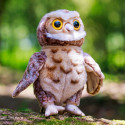 ANIMIGOS WORLD OF NATURE TAWNY OWL