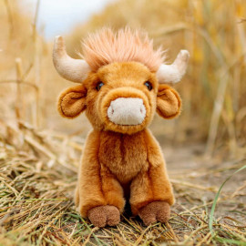 ANIMIGOS WORLD OF NATURE HIGHLAND COW