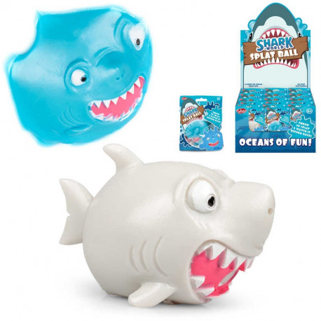 SHARK WORLD SPLAT BALL