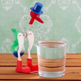 Pijący Ptak - RETRO DRINKING BIRD