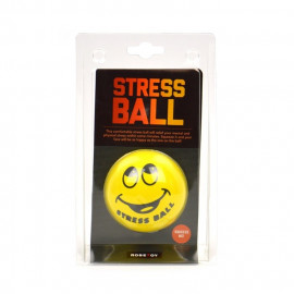 STRESS BALL SMILIE 65mm