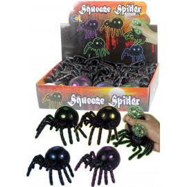 Gniotek pająk z kuleczkami,