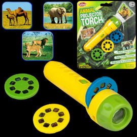 ANIMAL PROJECTOR TORCH