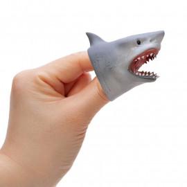 SHARK BABY FINGER PUPPET