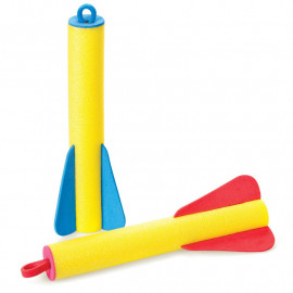 SLINGSHOT FOAM ROCKET (TOY)