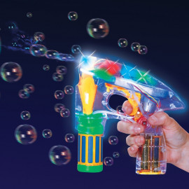 BUBBLE RAY GUN (TOY)