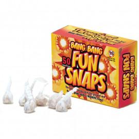 Wybuchające kamyki - Fun Snaps