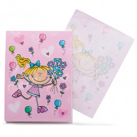 PINK GIRLS NOTEBOOK