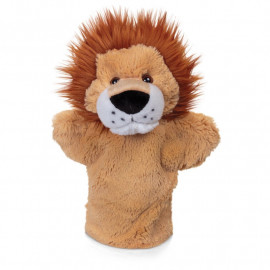 SAFARI ANIMAL HAND PUPPET