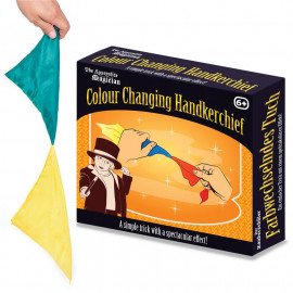 COLOUR CHANGING HANDKERCHIEF