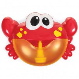 Bombelkowy Krab do kąpieli