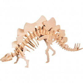 WOODEN DINOSAUR KIT