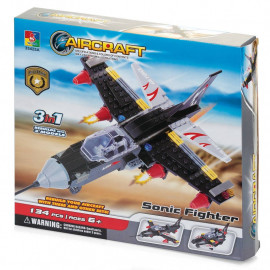 SONIC FIGHTER AIRCRAFT