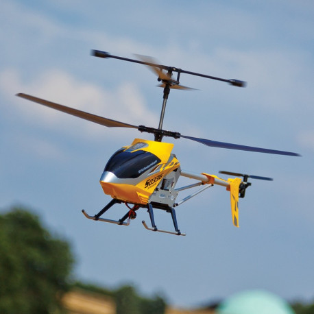 S033G 3CH RC HELICOPTER WITH GYRO
