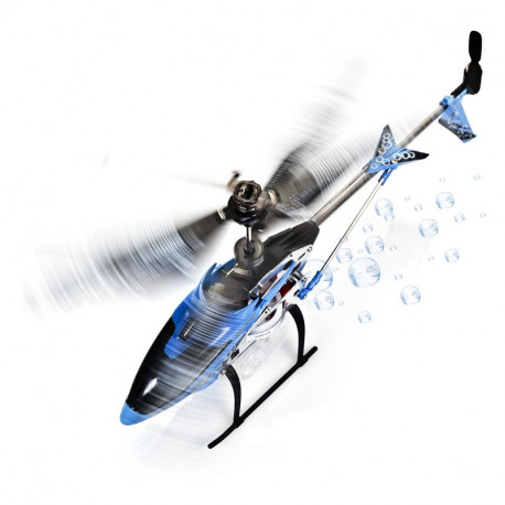 BUBBLES HELICOPTER S107P