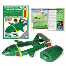 HAYNES THUNDERBIRD 2 CONSTRUCTION BOOK