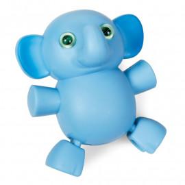 Nakręcany pływający Hipopotam lub Słoń