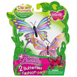 MY AMAZING BUTTERFLY - 2 PACK