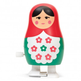 CLOCKWORK RUSSIAN DOLL