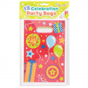 CELEBRATION PARTY BAGS - PACK OF 12